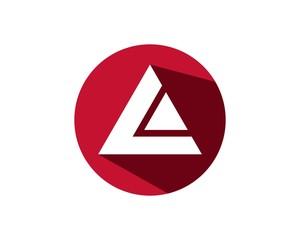 LA logo icon