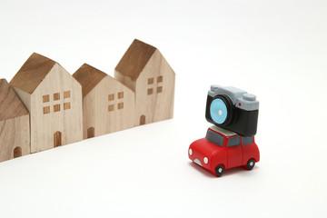 車 ドライブレコーダー イメージ