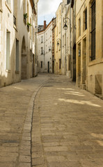 Curved Lane in Orleans
