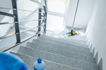 Obraz Treppenhaus II / stairwell II - fototapety do salonu