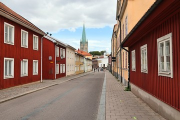 Linkoping Old Town