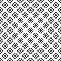 Abstract seamless pattern of smooth rhombuses.