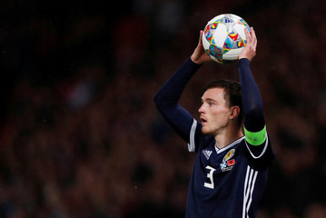 UEFA Nations League - League C - Group 1 - Scotland v Albania