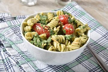 Spinach Pesto Salad