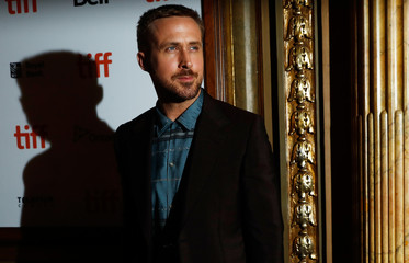 Actor Ryan Gosling arrives for the Canadian premiere of First Man at the Toronto International Film Festival (TIFF) in Toronto