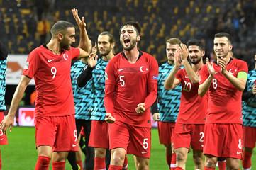 UEFA Nations League - League B - Group 2 - Sweden v Turkey