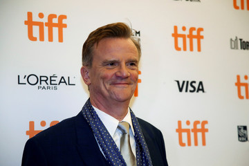 Director Nick Hamm arrives for the premiere of Driven at the Toronto International Film Festival (TIFF) in Toronto