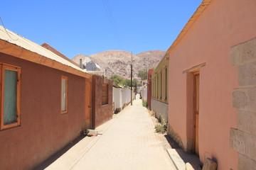 Codpa Village, Chile