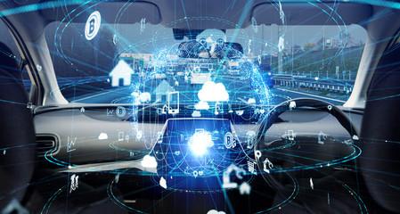 オートモーティブテクノロジー