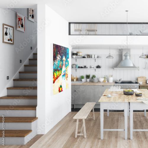 Küche: aus alt mach neu (Detail)\