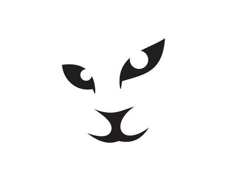 puma simple icon