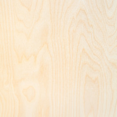 square background from natural birch plywood