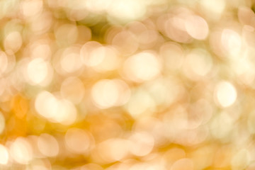 abstract blur Christmas bokeh background.