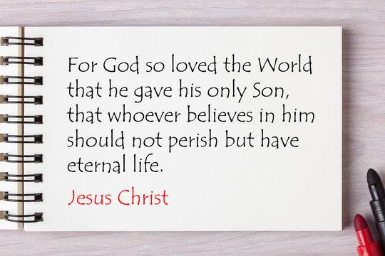 Jesus Is Eternal Life