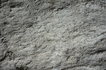The texture of the stone