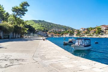 Prigradica, Korcula island, Croatia