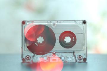 Audio cassettes for recorder party dance vintage