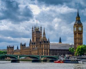 Keuken foto achterwand London British Parliament, London