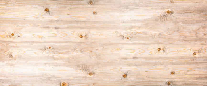Wooden board background, texture. Wooden planks, floor or wall, banner