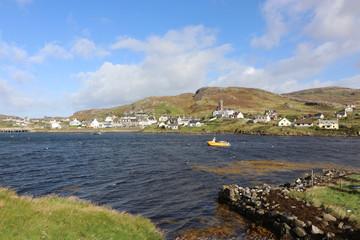 Castlebay, Insel Barra, Äußere Hebriden