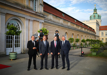 Reception of Germany's safety authority in Berlin