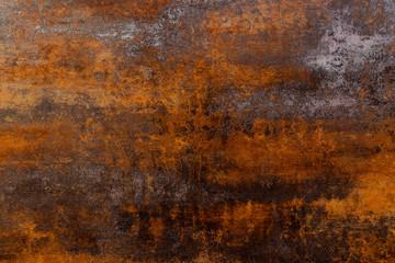 Rostige Oberfläche Wall mural