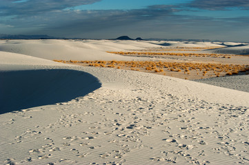 White Sand National Monument, New Mexico