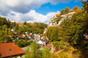 Pottenstein in Oberfranken