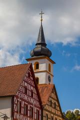 St. Bartholomäus in Pottenstein, Oberfranken