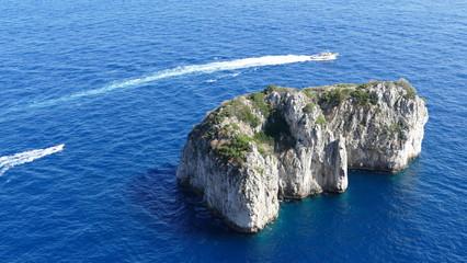 Capri south coast