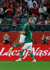 International Friendly - Poland v Republic of Ireland