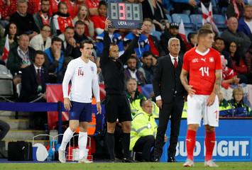 International Friendly - England v Switzerland