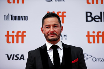 """Actor Jake Graf arrives for the Canadian premiere of the movie """"Colette"""" at the Toronto International Film Festival in Toronto"""