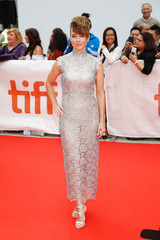 Cardellini arrives for the premiere of Green Book at the Toronto International Film Festival in Toronto