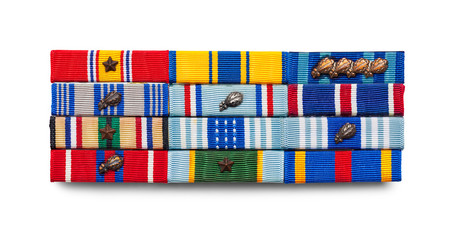 Military Uniform Ribbons