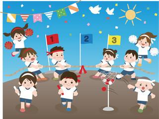 運動会と体育の日2