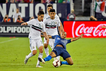 Soccer: International Friendly Soccer-Mexico at USA