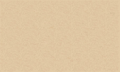 Brown paper texture for background. Vector.