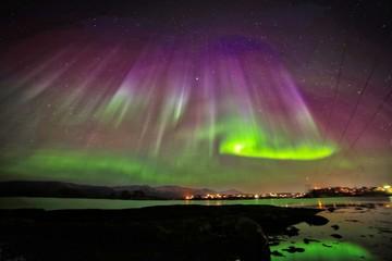 Aurora polaris