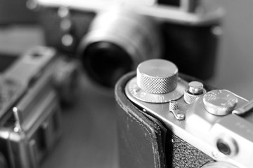 Film ancient camera