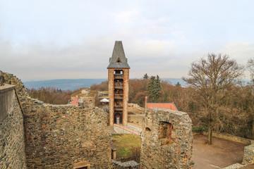 Burg Frankenstein, Hessen, Darmstadt