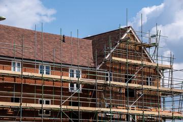 Homes under constrution