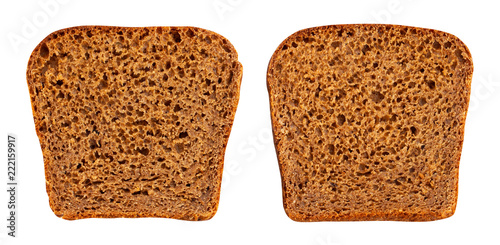 Brown Bread Slice Stock Photo And Royalty Free Images On
