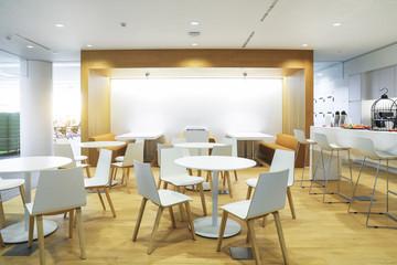Restaurant interior architecture