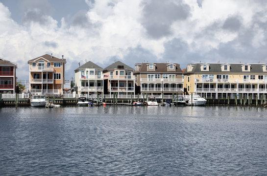 Luxury Ocean front homes near Atlantic city