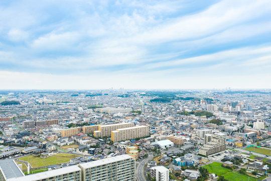 都市風景・空撮