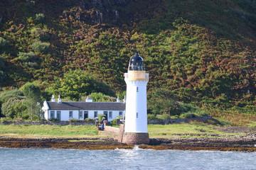 Rubha nan Gall Leuchtturm, Tobermory, Mull