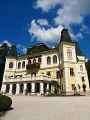 castle Betliar, Slovakia, central Europe