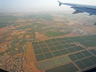 Atterrissage à Marrakech
