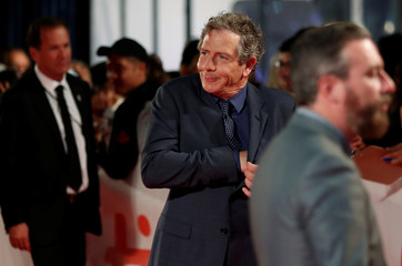 "Actor Ben Mendelsohn arrives for the premiere of ""The Land of Steady Habits"" at the Toronto International Film Festival in Toronto"